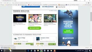 Pokemon Global Revolution Free Download | 13579011357901 | Pokemon Games Free Download