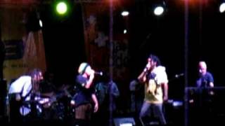Gondwana feat Septima Raiz - Aires de Jah - Live Concert, Panama