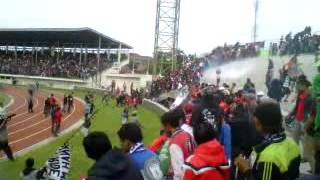 The jak vs viking bonek di singaperbangsa karawang