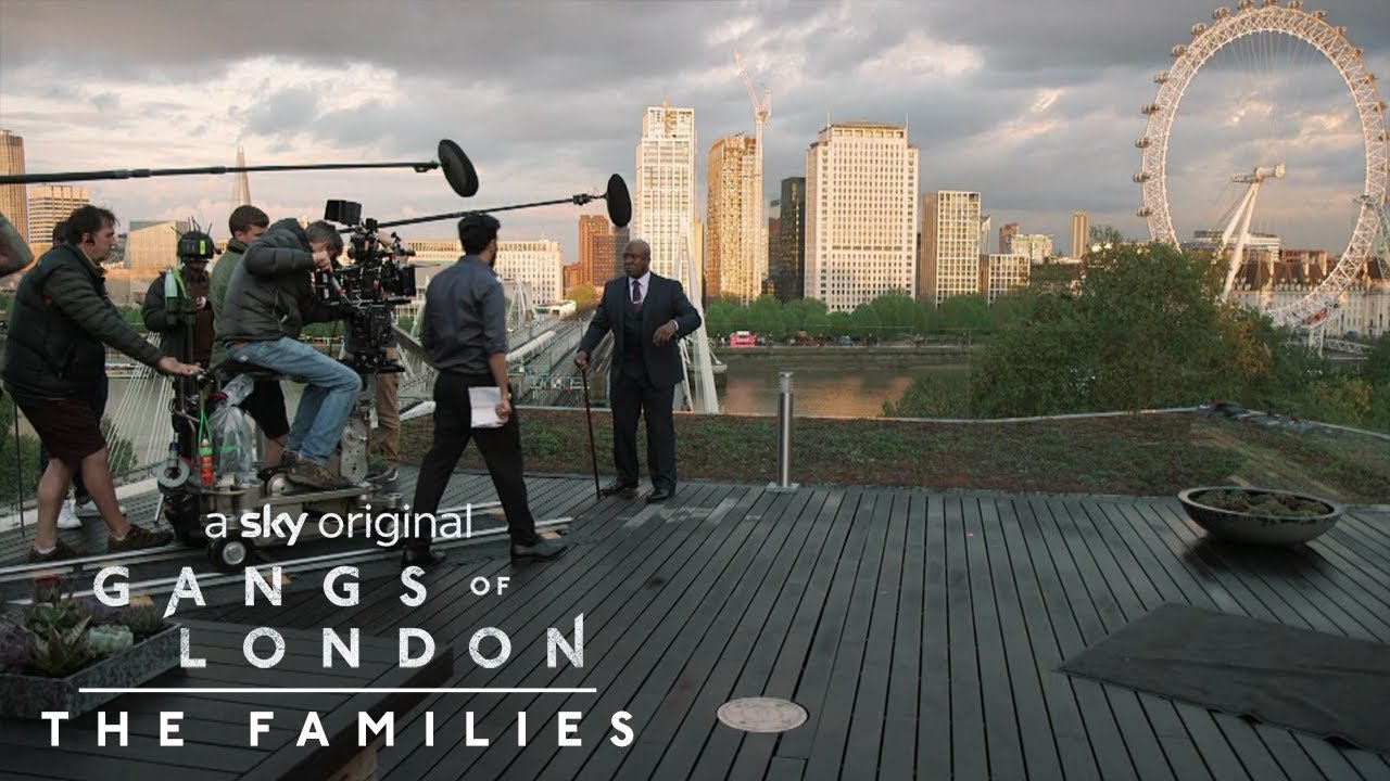The Families Gangs Of London Sky Atlantic Youtube