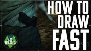 How To Draw Fast - Art of Defense Ep. 3