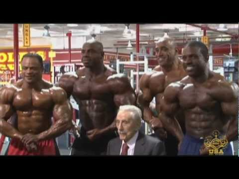 The Legend of Joe Weider