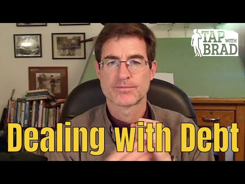 Dealing with Debt - EFT with Brad Yates