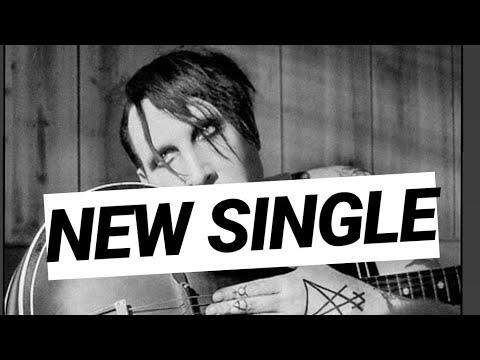 MARILYN MANSON NUEVO SINGLE / NUEVO ALBUM