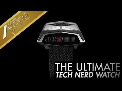 The Ultimate Nerd Watch, An Insanely Durable Flask & The Megayacht of Your Dreams