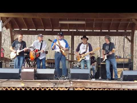 The Harvey Dalton Arnold Band with Dixie RevivalFreeborn Man