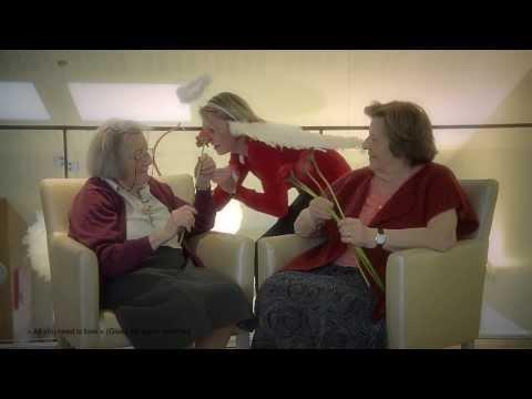 All you need is love (Glee) - Le clip de la Villa du Tertre (St Parres aux Tertres) - Odyssenior