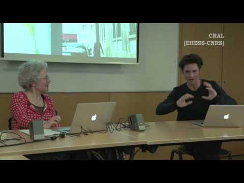 """""""L'expérience esthétique en milieu urbain"""" Q&R à Agnès Levitte"""