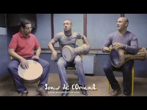 Darbuka Solo on Saidi Rhythm - Sons de l'Orient
