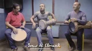 Darbuka Solo on Saidi Rhythm - Sons de l