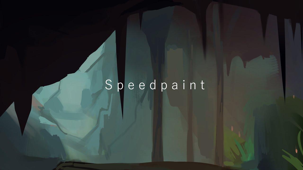 Let's go caving [Philza Speedpaint]