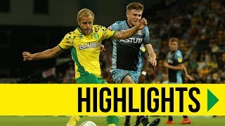 CARABAO CUP HIGHLIGHTS: Norwich City 3-1 Stevenage