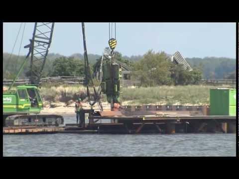 Nordstream German Landfall Project (deel 1)