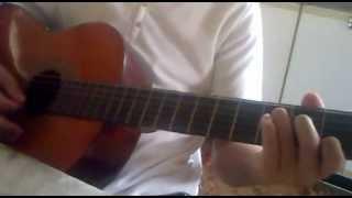 tutorial gitar ungu cinta dalam hati