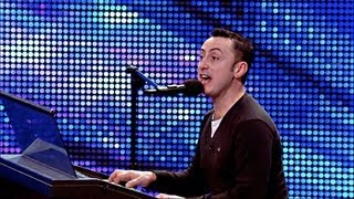 What? Another sneaky peek at tomorrow night's BGT? Oh, go on then