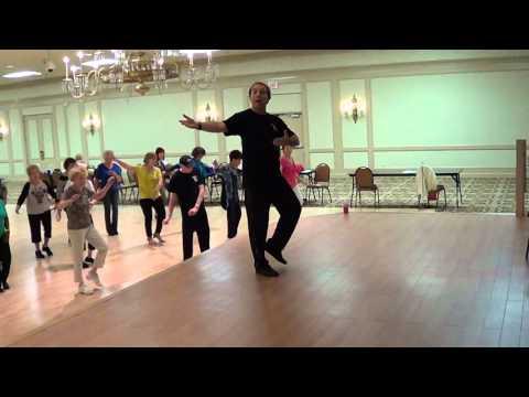 SOMEONE FEELS LIKE A FOOL Line Dance Ira Weisburd   Demo & Tutorial