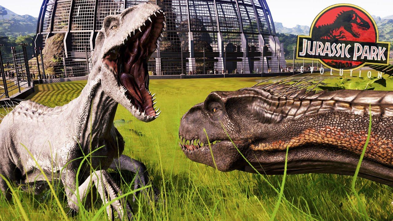Indoraptor Original Contra Indoraptor Blanco Pelea Dinosaurios Superhibridos Jurassic Park Evolution Youtube El equipo de desarrollo encargado de este jurassic world no se lo ha pensado mucho, y conocedores de tener los derechos de la película, han. indoraptor original contra indoraptor blanco pelea dinosaurios superhibridos jurassic park evolution