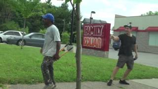 Bait Phone Prank In The Hood Backfires!