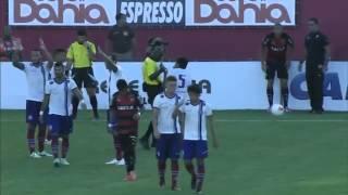 Vitória 1 x 1 Bahia - Melhores Momentos - Campeonato Baiano 2015