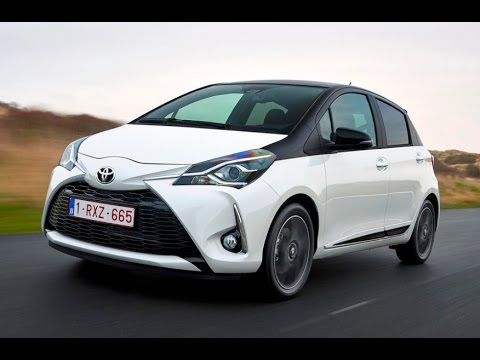 New Car: Toyota Yaris 1.5 VVT-iE 2017 review