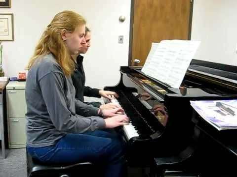 Play It in Peoria - Alisha & Mrs. Schmoyer 2-28-12