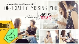 Officially missing you » Tamia » Jayesslee Cover ✎ acoustic Instrumental by Trịnh Gia Hưng
