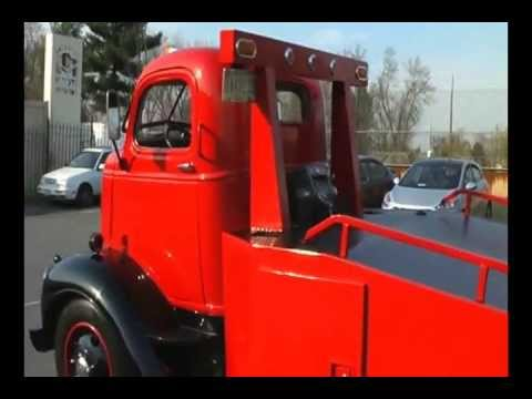 Cabover Trucks For Sale >> 1946 Chevy COE Show Truck For Sale! - YouTube