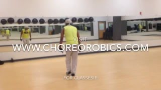 Burn Up the Dancefloor 4   How Bad Do You Want It - Sevyn Streeter   Choreographer Roger L Long