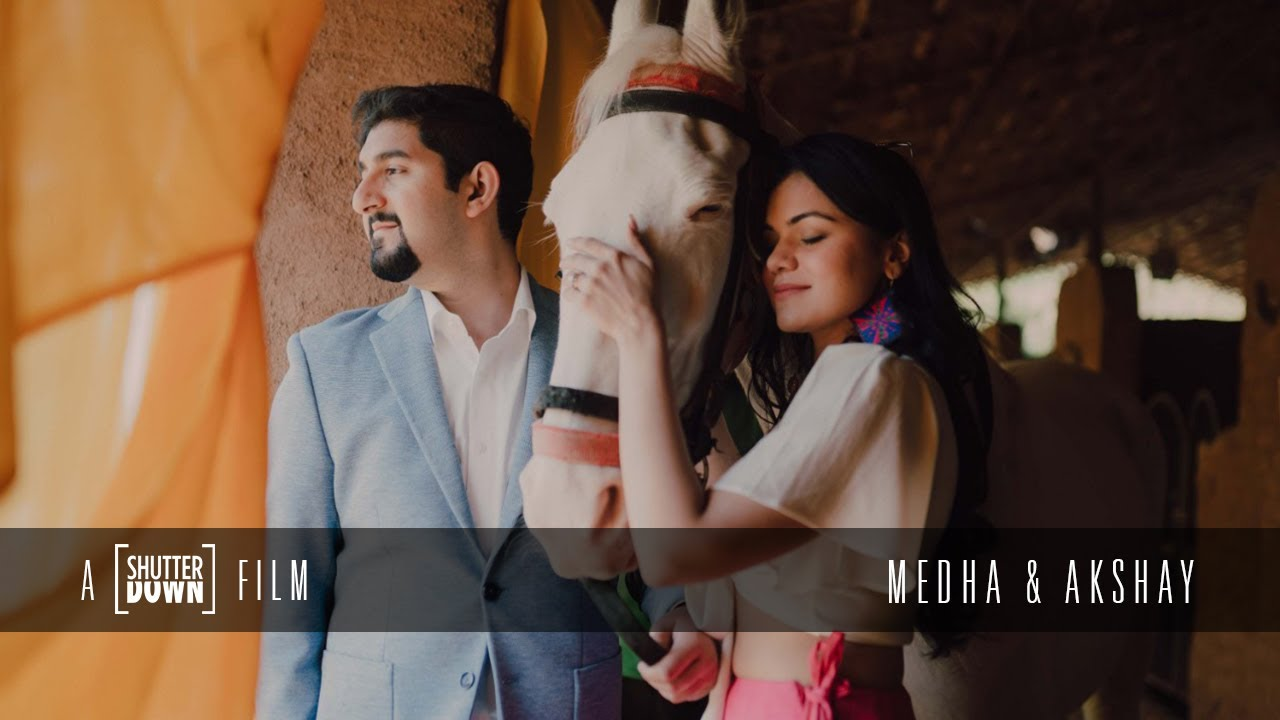 All That You Are Is All That I'll Ever Need | Udaipur Wedding | ShutterDown Film