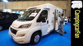 【エース565】左エントランスなど日本仕様を盛り込んだデュカトベースキャブコン European Motorhome dedicated to Japan standard thumbnail
