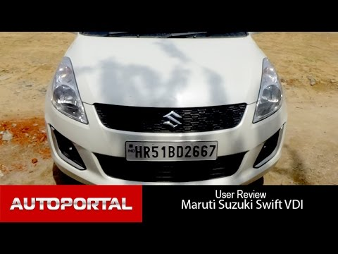 Maruti Suzuki Swift VDi User Review - 'best hatchback car' - Autoportal