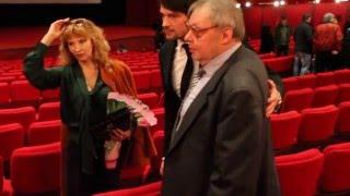 Данила Козловский и его родители премьера фильма Легенда 17