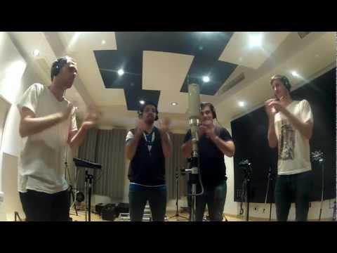 TAN BIONICA Ciudad Magica Recording Backstage
