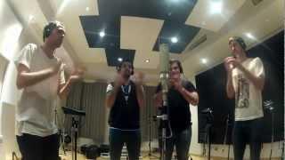 TAN BIONICA Ciudad Magica (Recording Backstage)