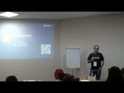 """Lviv Freelance Forum 2015. Назар Іваненко """"Toptal, як альтернатива фріланс біржам"""""""