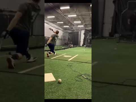 Hitting with Casey Smith 2/24/19