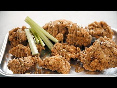 Mat för gamers: Fried chicken till Destiny 2-betan