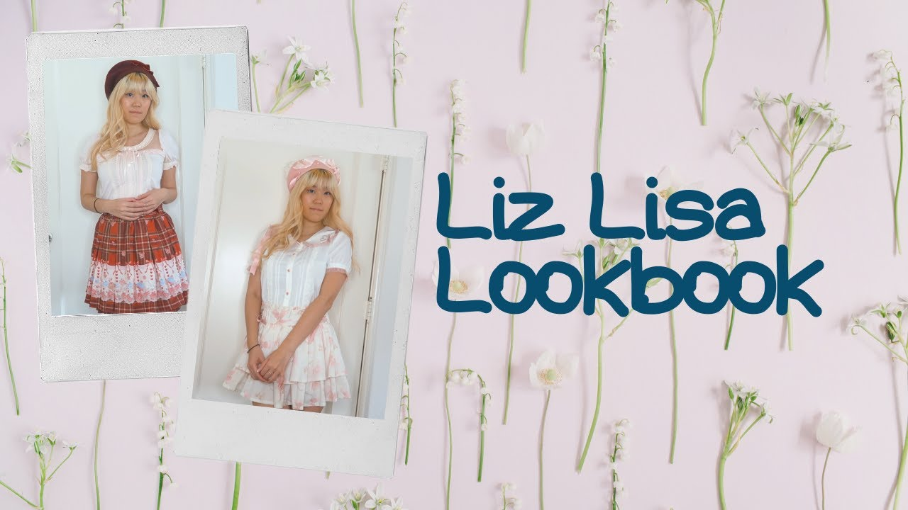 Download 🎀Mixing Older and Newer Liz Lisa Pieces 🎀│ A Lookbook