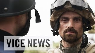 Under Fire with the Right Sector (Excerpt from