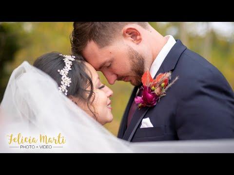 Stunning Fall Mountain Wedding at Wild Basin Lodge