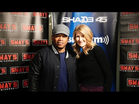Laura Dern Clears Rumors About Dating Common + Discusses Nature of her Relationship with Tupac