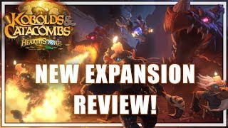 Kobolds & Catacombs - New expansion review - New mechanics and legendary weapons!