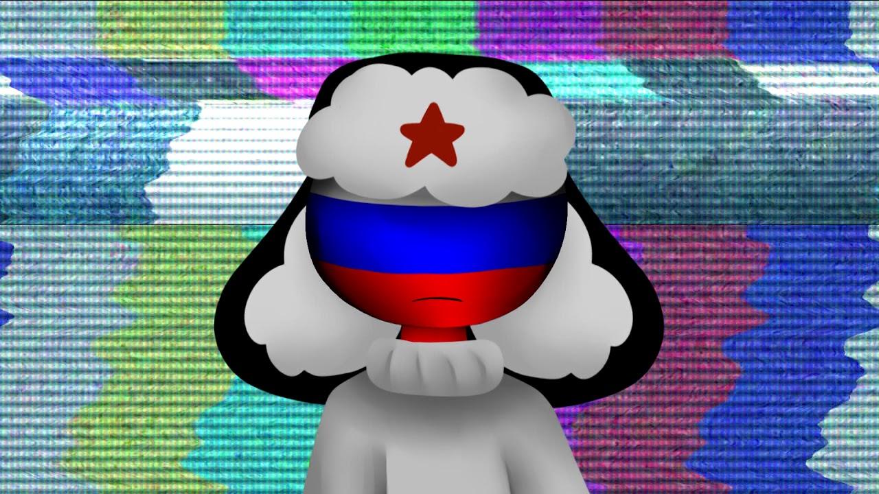 [MEME] кажется - It seems (Countryhumans - Russia) - YouTube