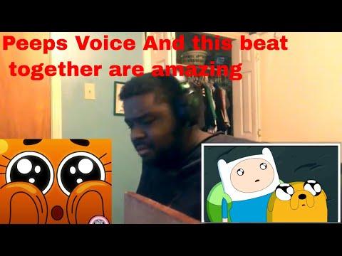 LiL PEEP - CALIFORNIA WORLD (FT. CRAIG XEN) [MUSIC VIDEO] (Reaction)