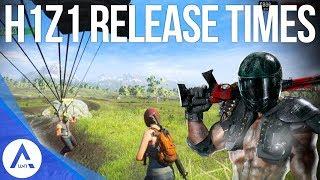 H1Z1 PS4 Release Times, BO4 Blackout, Fortnite Jetpacks, Cyberpunk Delay - FPS/BR News