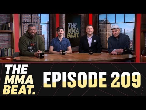The MMA Beat Live - November 8, 2018