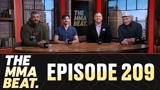 The MMA Beat: Episode 209 (Mayweather's Rizin Troll Job, UFC Denver, Future Of 125 Division, More)