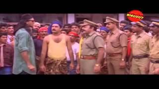 Chanda Malayalam Movie dialogue babu antony and lalu alex