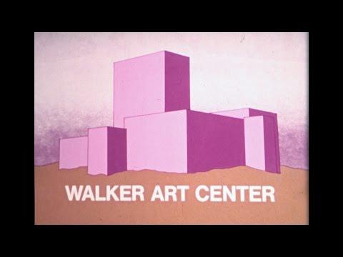 Walker Art Center television animation