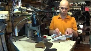 Как увеличить эффективность клея. Ремонт обуви.(, 2015-04-13T16:31:24.000Z)